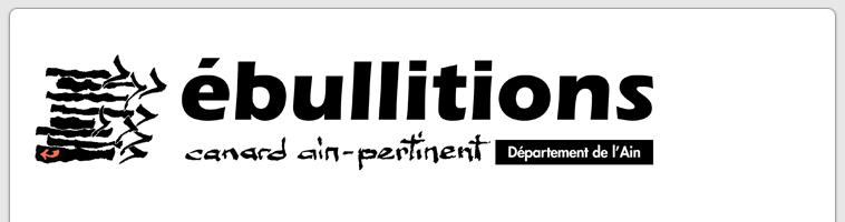 Ebullitions